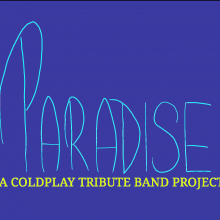 Paradise - A Coldplay Tribute Band Project